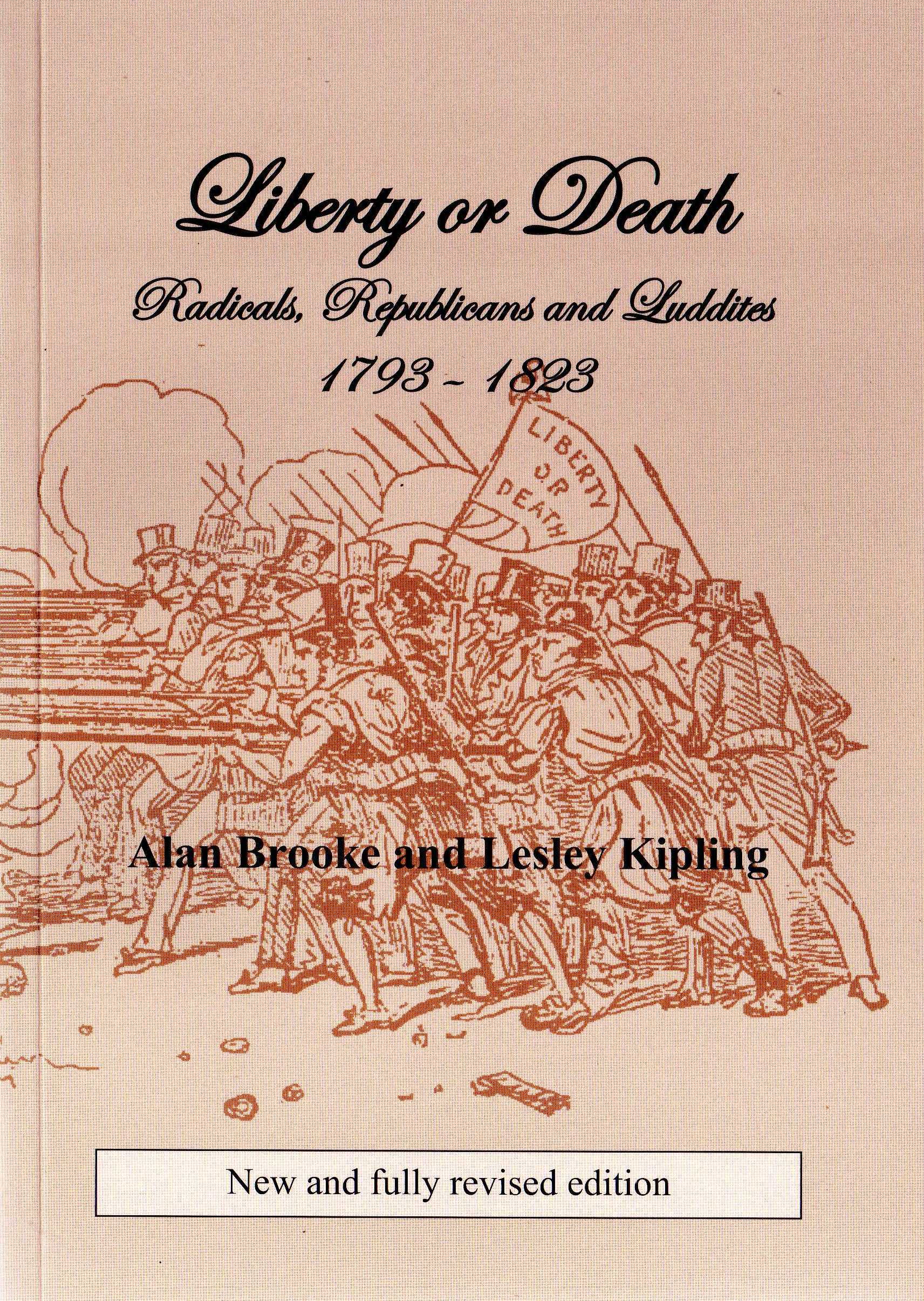 liberty or death cover